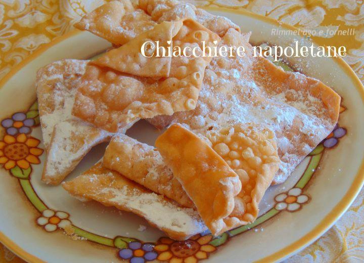 chiacchiere napoletane